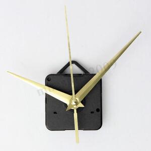 Gold-Hands-Quartz-Wall-Clock-Movement-Mechanism-Repair-Parts-DIY-Tool-Kit