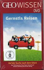 GEO Wissen/Gernstls Reisen/Auf der Suche nach dem Glück/DVD/Neu OVP