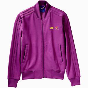 Details zu adidas Originals Supercolour Pharrell Williams Track Top Jacket 2XS, XXS