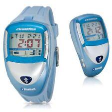 NEW Chronotech CT.8239M/05 Unisex BlueVoice Digital Blue Bluetooth Sports Watch