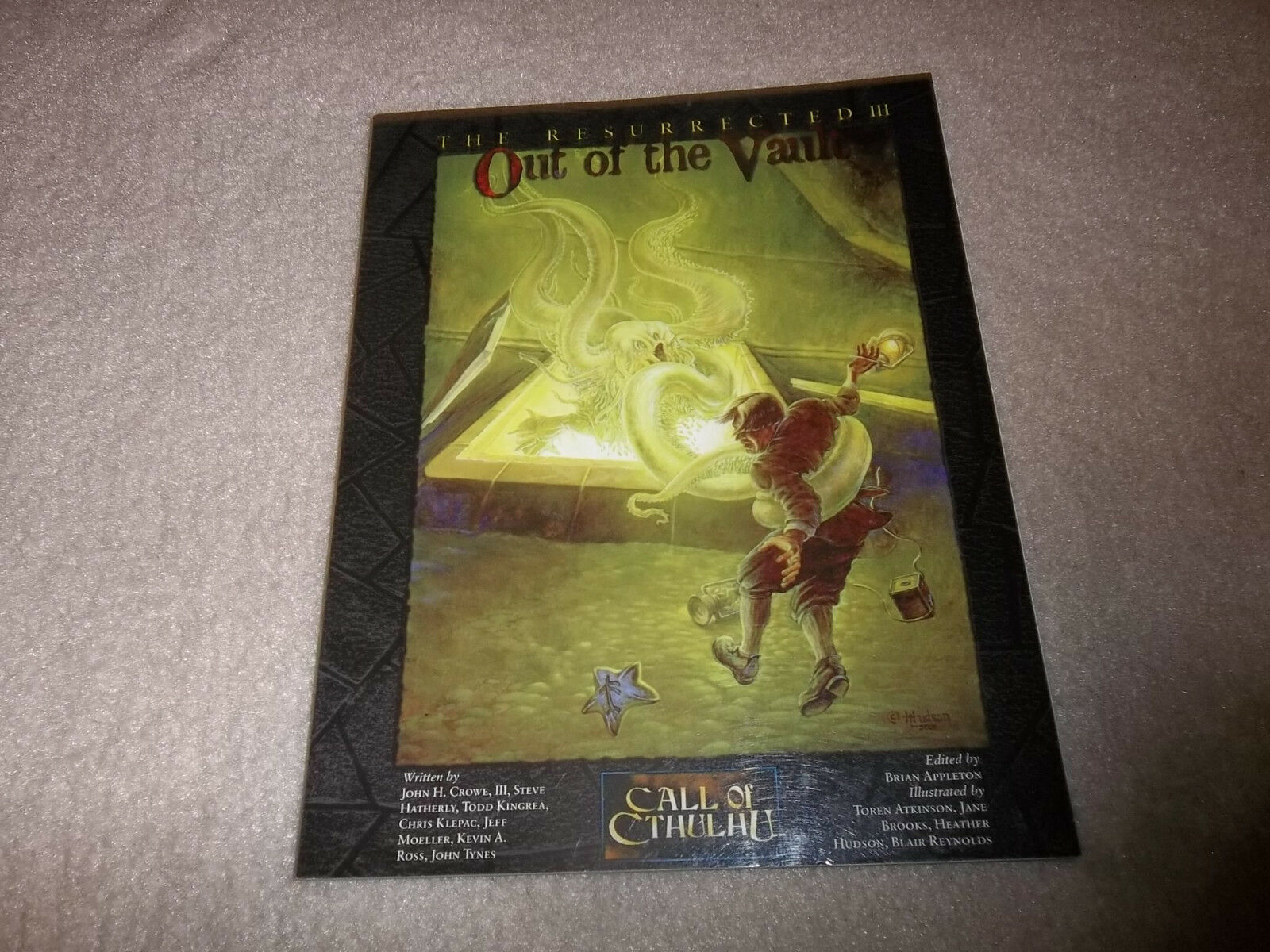 Call of Cthulhu The Resurrected III 3 Out of the Vault