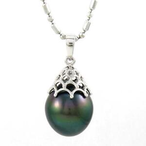 12-13mm-Baroque-Tahitian-Black-Pearl-14K-White-or-Yellow-Gold-Pendant
