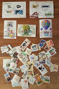 Germany-Federal-Frg-vintage-yearset-1997-Postmarked-Used-complete-1