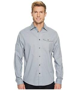 d16c687a Details about NWT $80 Under Armour Cascade Chambray Flannel Shirt Men's  Size M 1297266 035