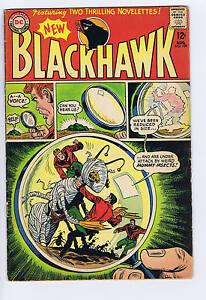 Blackhawk #199 DC Pub 1964