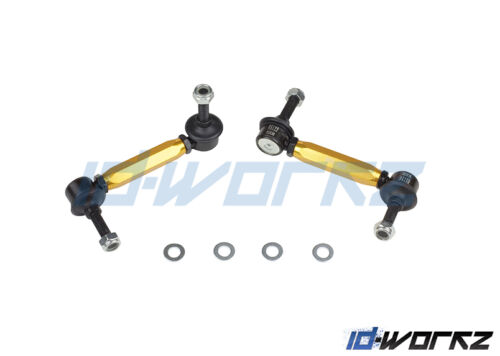 WHITELINE REAR ANTI ROLL BAR DROP LINKS HEAVY DUTY FOR LANCER EVO X 10
