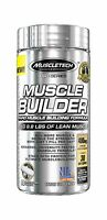 Muscletech Muscle Builder Muscle Building Strength Boosting Pil... Free Shipping