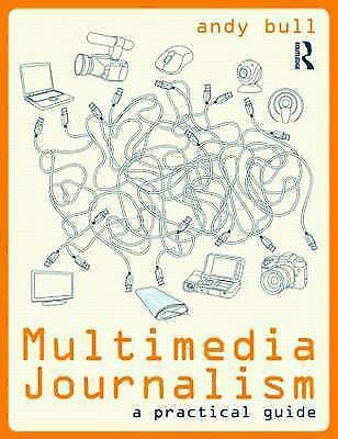 Multimedia Journalism: A Practical Guide-ExLibrary