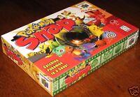 Pokemon Snap (nintendo 64) ..brand
