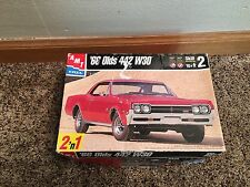 AMT/ ERTL 1966 Olds 442 W30 Car Model Kit