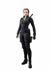 S-H-Figuarts-Avengers-Endgame-BLACK-WIDOW-Action-Figure-BANDAI-NEW-from-Japan