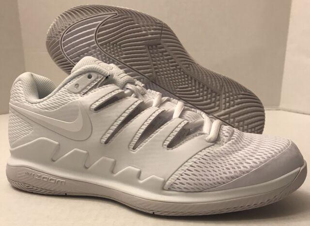 b40b4eba7175 Nike Air Zoom Vapor X 10 HC Women s Tennis Shoes Size 11 Aa8027 101 ...
