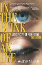 In the Blink of an Eye : A Perspective on Film Editing by Walter Murch (2001, Paperback, Revised)