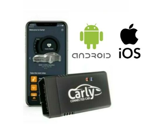 Carly Universal Adapter BMW Diagnostic Best App for OBD Reader M iOS//Android