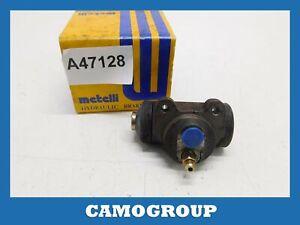 Cylinder Rear Brake Rear Wheel Cylinder Metelli RENAULT 4 5 6 040082