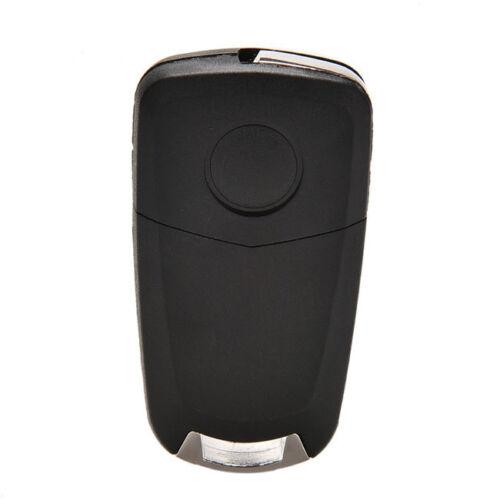 Guscio rigido cover chiave telecomando auto 3 tasti pieghevole OPEL Vectra OP1