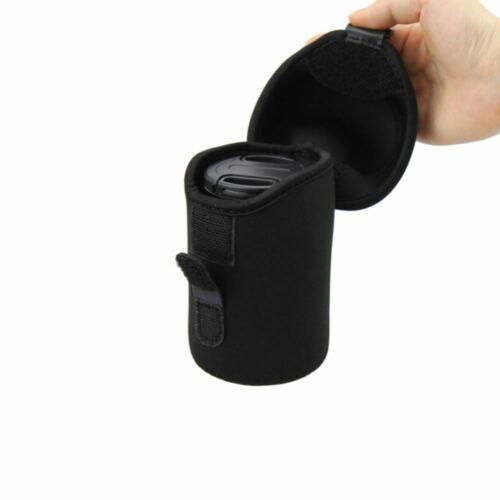 Special for Mirrorless lenses JJC JN-L Large Neoprene Lens Pouch 70 x 110mm