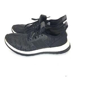 8982aeec3b321 Adidas Pure Boost ZG Shoes mens 9.5 Black Running Training