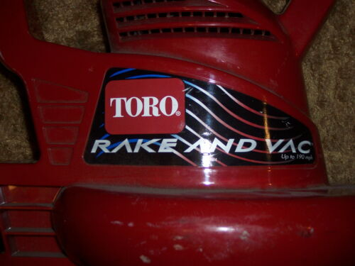 Fix Toro 51585 Power Sweep 7-amp 2-Speed Electric Blower New Carbon Brush Set 7B