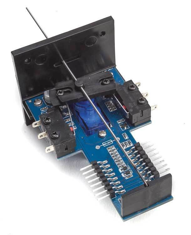 101 sistema de control de diseño Walthers Dc dcc 6 paquete de máquina de conmutador de movimiento lento