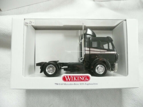 Wiking 770 02 60 Mercede-Benz 1850 Zugmaschine