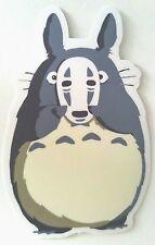 Totoro Spirited Away Sticker PVC 3M Luggage Laptop Phone Studio Ghibli Miyazaki