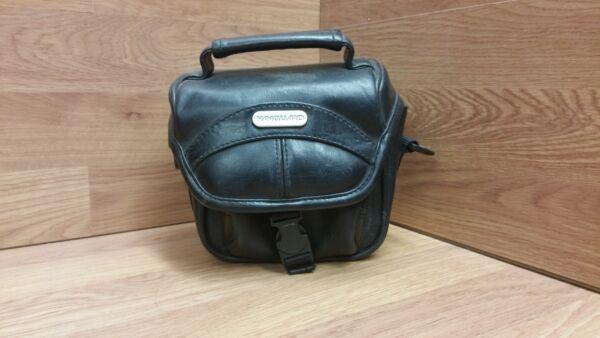 Avoir Un Esprit De Recherche ???? Vanguard ???? Rembourré Appareil Photo Et Caméscope Lens Mini Sac Bandoulière Carry Case ????-dded Camera And Camcorder Lens Mini Shoulder Bag Carry Case????