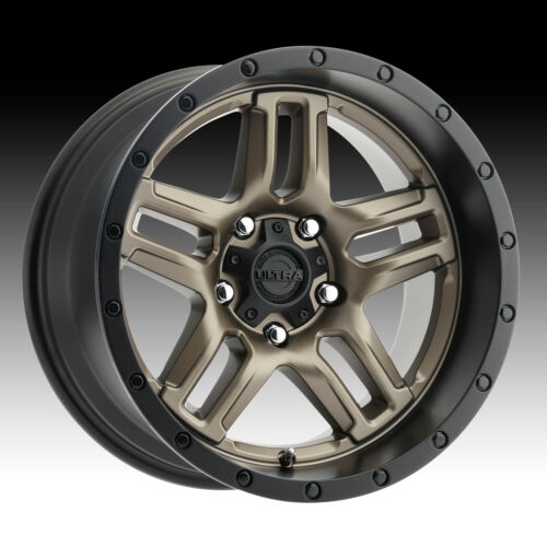 Ultra 258BZ Prowler Bronze 20x9 6x5.5 18mm 258-2983BZ+18
