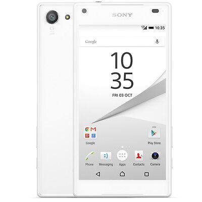 Original Sony Xperia Z5 E6653 Android 32GB LTE Weiß 4G Ohne Simlock NEU + OVP