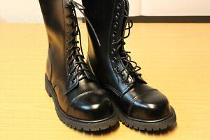 10 Loch Ranger Boots Kampfstiefel Springer Stiefel Rangers