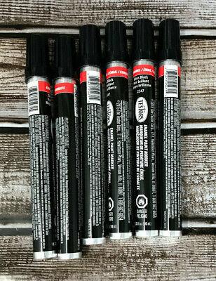 Testors 2547c Enamel Paint Marker Gloss Black