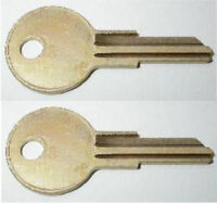 (2) Vetter Fairing Key Pre-cut To Your Key Code Hc80-hc91