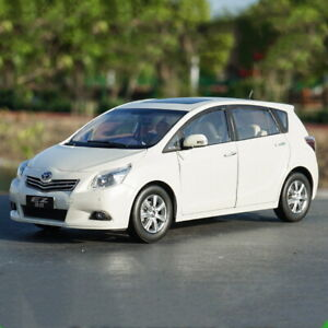 1-18-scale-toyota-ez-verso-White-DIECAST-Car-Model-Toy-Collection-veneno