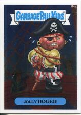 Garbage Pail Kids Chrome Series 2 Returning Card R4a Jolly Roger