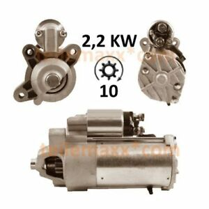 Anlasser-Starter-Motor-FORD-Galaxy-Mondeo-S-MAX-2-2-TDCi-1529431-6G9N-11000-GC
