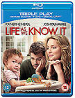 Life As We Know It (Blu-ray and DVD Combo, 2011, 2-Disc Set)