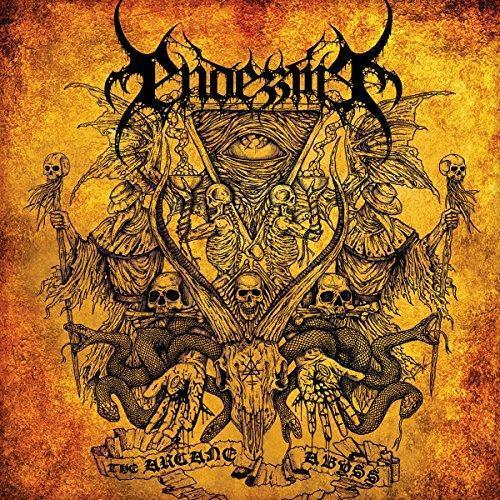 Endezzma - The Arcane Abyss (NEW CD)