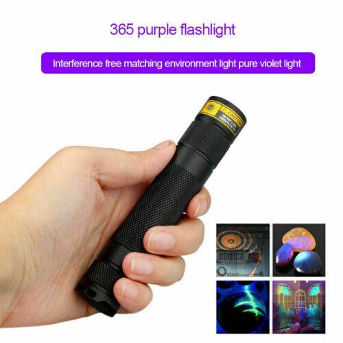 UV Ultra Violet Torch Flashlight Urine Wee Pee Stain Detector Light Pet Cat Dog