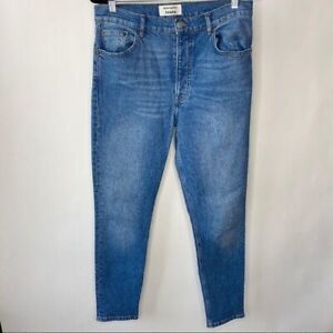Reformation High Rise Skinny Jeans