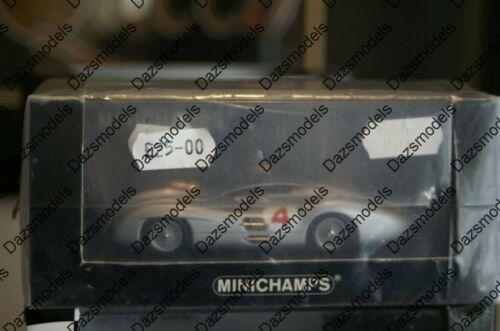 Minichamps Mercedes Benz W196 BERLIN 1954 Karl Kling 432 543004
