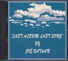 FANIA Mega RARE Joe Bataan LAST ALBUM LAST SONG my cloud UNDER THE STREET LAMP