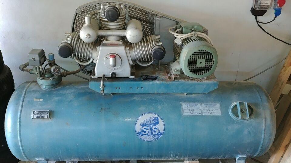 Velsete 3 cylindret kompressor, Stenhøj – dba.dk – Køb og Salg af Nyt og Brugt TO-41