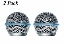 Brand New Microphone Grille Metal Windscreen  fits sm58 beta58 Microphone