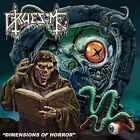 Dimensions of Horror [5/20] by Gruesome (Vinyl, May-2016, Relapse Records (USA))
