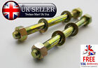 2X NEW ROYAL ENFIELD BULLET GEAR BOX STUD WASHER NUT 134MM LONG @UK
