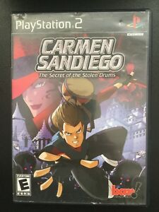 Carmen-Sandiego-The-Secret-of-the-Stolen-Drums-Sony-PlayStation-2-PS2