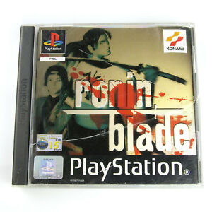 Ronin-Blade-Sony-PlayStation-PS1-Complete-Black-Label