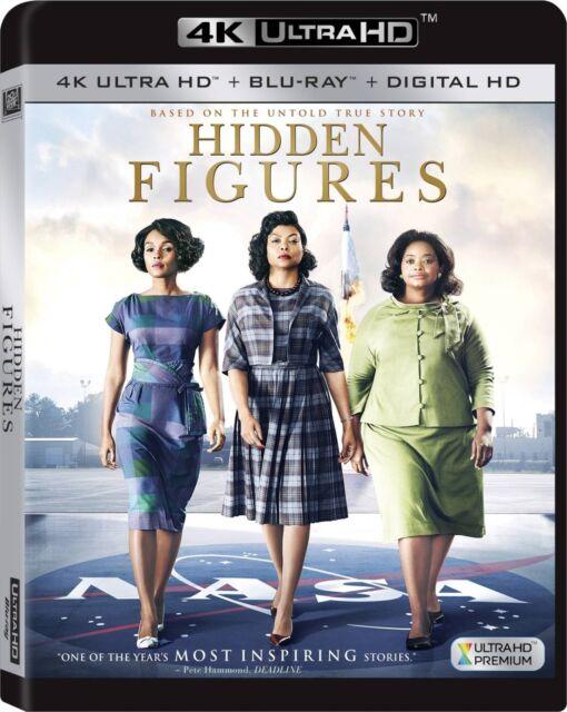 Hidden Figures (4K Ultra HD)(UHD)
