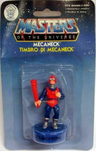 Mekaneck // Mekanek Masters of the Universe Tampon-encreur Mattel série 1