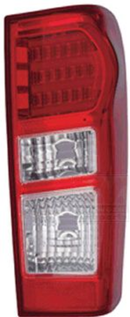 Heckleuchte für Beleuchtung VAN WEZEL 3616932